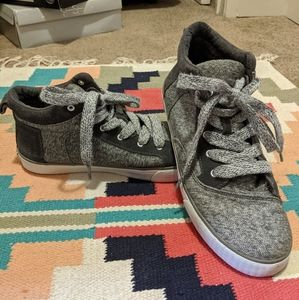 TOMS high top sneakers